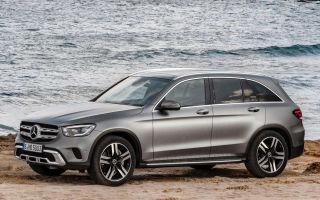 Обновленный Mercedes Benz GLC 2019. Технические характеристики и дата выхода