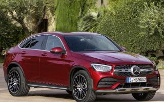 Все, что нужно знать об обновленном GLC coupe 2019 от знаменитой компании Мерседес