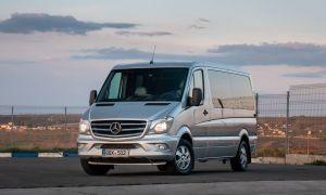 Обзор на Mercedes-Benz Sprinter 313 CDI — Не надо боятся большого пробега