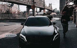 S63 AMG: Новый Мерседес S-class 612 л.с 3.5с до 100 км
