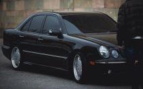 Легенда Mercedes benz (1995-2005) в кузове W210 : История Модели Проблемы Неисправности