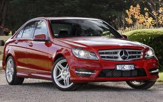 Обзор на Mercedes-Benz C250: Интерьер, Экстерьер, Двигатель, Технические характеристики