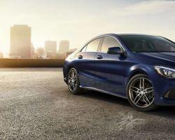 Стали известны подробности нового Mercedes-Benz CLA 200 (2018)