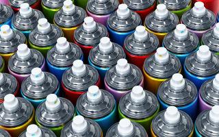 Как правильно подобрать краску в баллончиках для авто