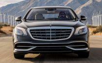 Безумный люксовый седан Мерседес Maybach 2018 за $200 000