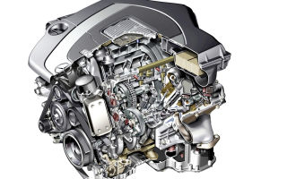 Проблема мотора Мерседес-Бенц М272