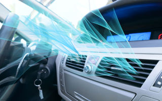Каким образом устроен Автомобильный кондиционер?