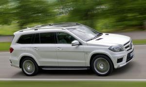 Когда жизнь удалась Mercedes-benz GL 63 AMG