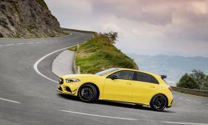 Новый Mercedes-AMG A35 4Matic: компактный дизайн и полный объем впечатлений от вождения
