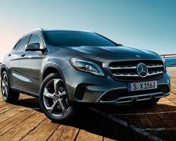 Mercedes-benz ГЛА 200: Интерьер Экстерьер Двигатель Цена