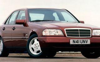 Mercedes C class История Модели I Технические характеристики