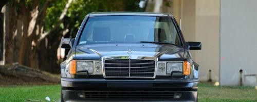 Легендарный волчок W124 500 E : Интерьер Экстерьер Цена