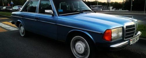 Уникальный Мерседес Е-класс W123 более 30 лет спустя: Технические Характеристики Двигатели