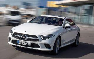 Mercedes-benz CLS 350 E-шка по цене S-класса?