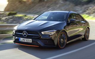 Самый умный Mercedes. Премьера нового CLA 2019