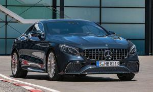 S класс купе мерседес 2018 игрушка за 15миллионов рублей