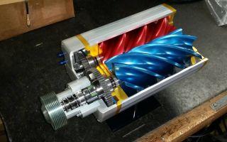 Компрессор Мерседес: Виды компрессоров Плюсы и Минусы