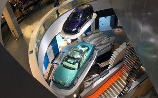 Mercedes-Benz музей: история завода, покорившего мир автомобилей