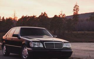 Каков кабан? Превосходство шестисотого мерседеса W140 : Проблемы и неисправности