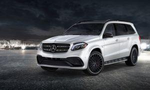 Обзор на внедорожник Mercedes GLS 2019 Цена