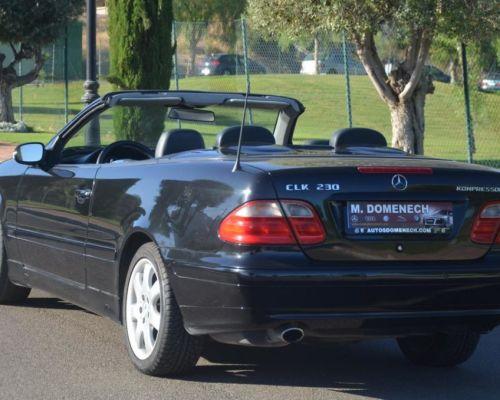 Mercedes-Benz CLK 230 Технические Характеристики Плюсы и Минусы Цена