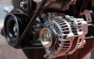 Изчего состоит автомобильный генератор?