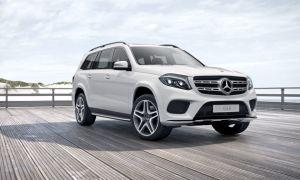 Обзор на Mercedes-Benz GLS 400 Интерьер Экстерьер Двигатель Цена