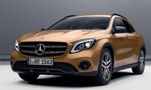 Обзор на новый Mercedes-Benz gla 2019 : Технические Характеристики Интерьер Экстерьер