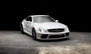 Вот почему Mercedes-Benz SL65 AMG стоит так дорого : Характеристики Цена Двигатель