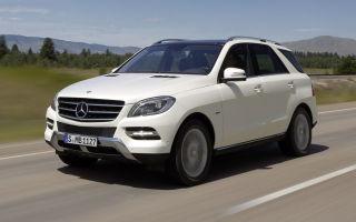 Mercedes-Benz ML 500: Технические Характеристики Цена Двигатель