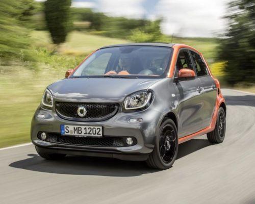 Обзор Smart Forfour: Характеристики Плюсы и Минусы Двигатели Цена