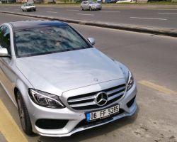 Стоит ли брать Mercedes-Benz W205 C180