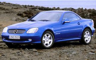 Mercedes-Benz SLK 200 Комплектации Плюсы и Минусы Конкуренты