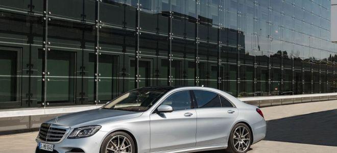 Mercedes S-Class 2019: обзор на новое творение мастеров
