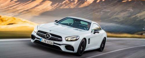 Вот почему Mercedes SL 2019 крутейшая машина 2019 года