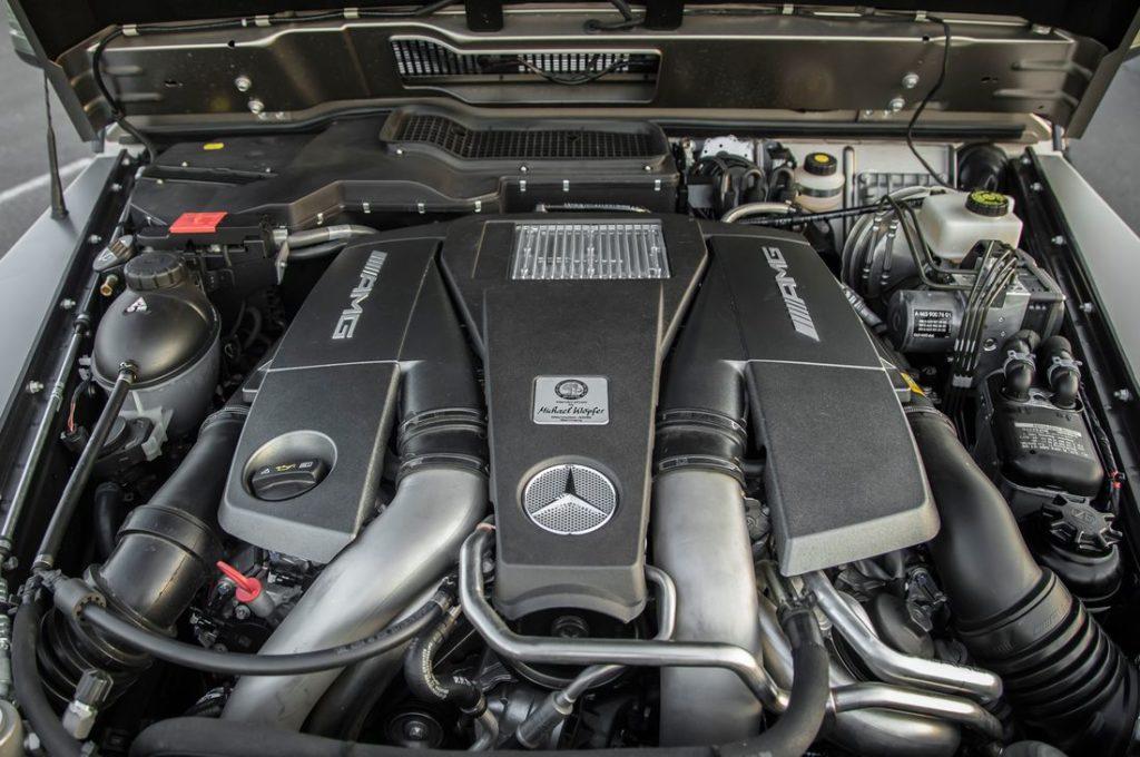 двигатель 6х6