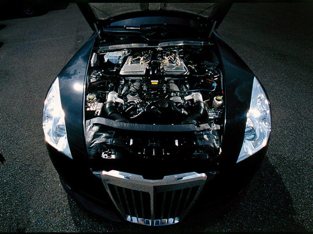 Двигатель Экселеро