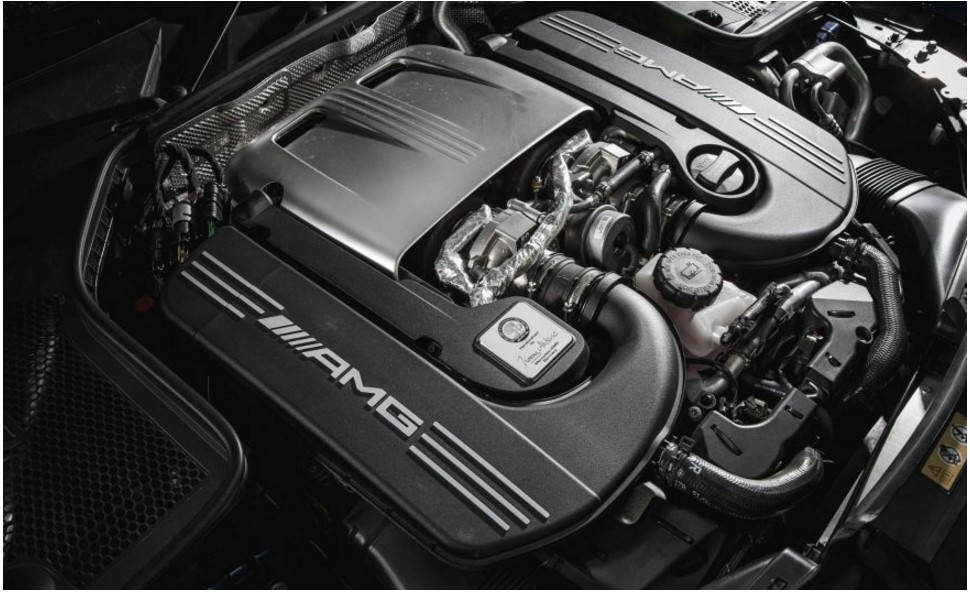 Mercedes-benz С-class 63 АМГ фотогрфия