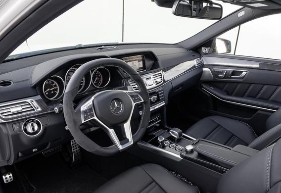 Mercedes-Benz w212 amg Интерьер фото