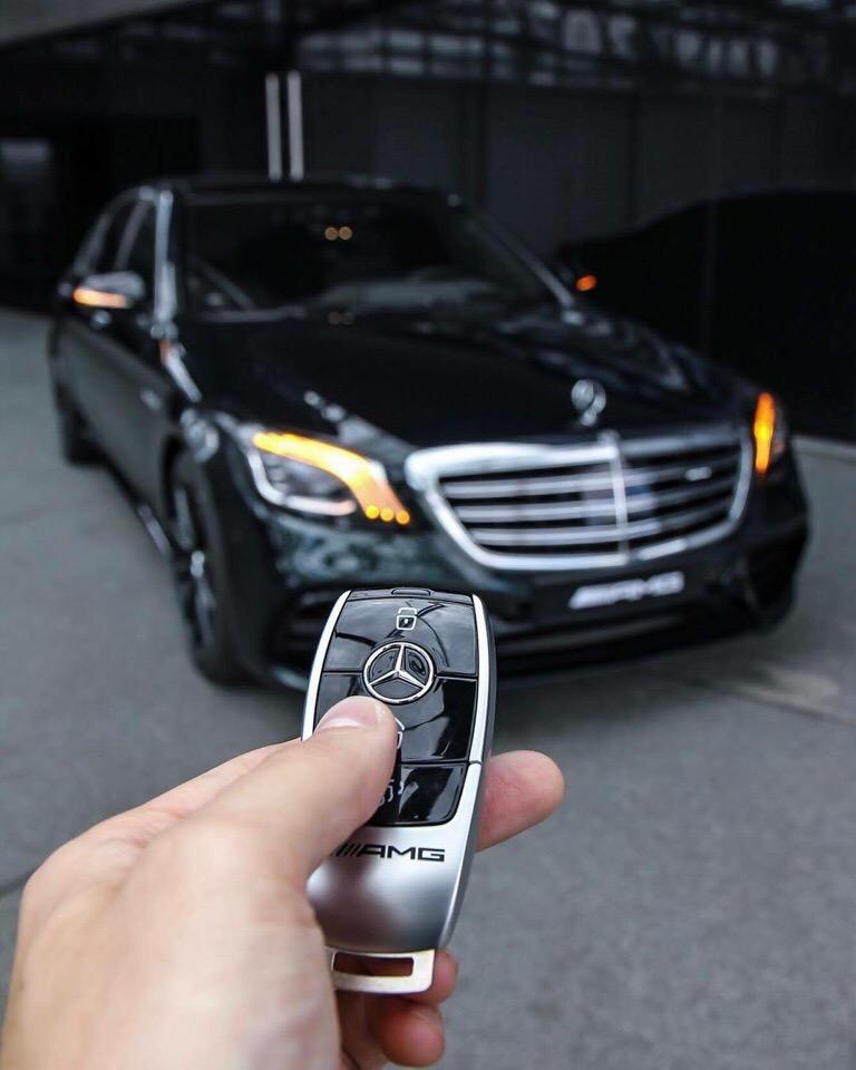 Ключ w222 фотография