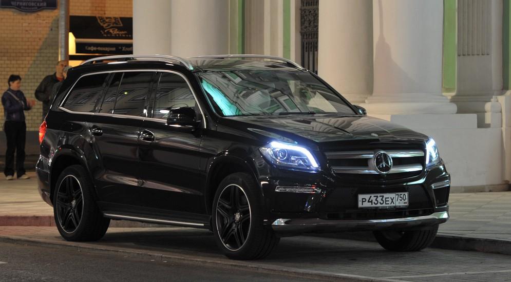Gl400 black