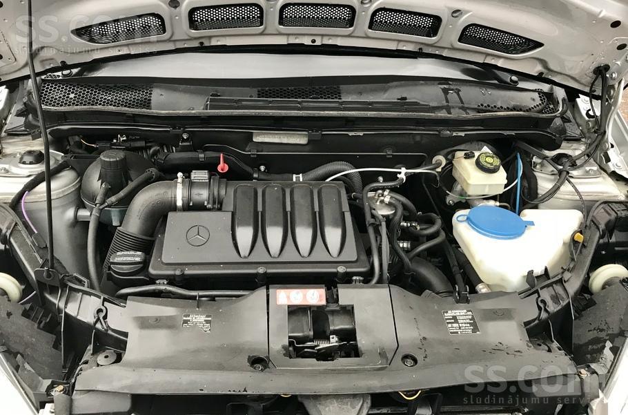 Двигатель А-класс 160 фото