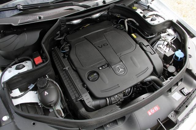 GL400 двигатель