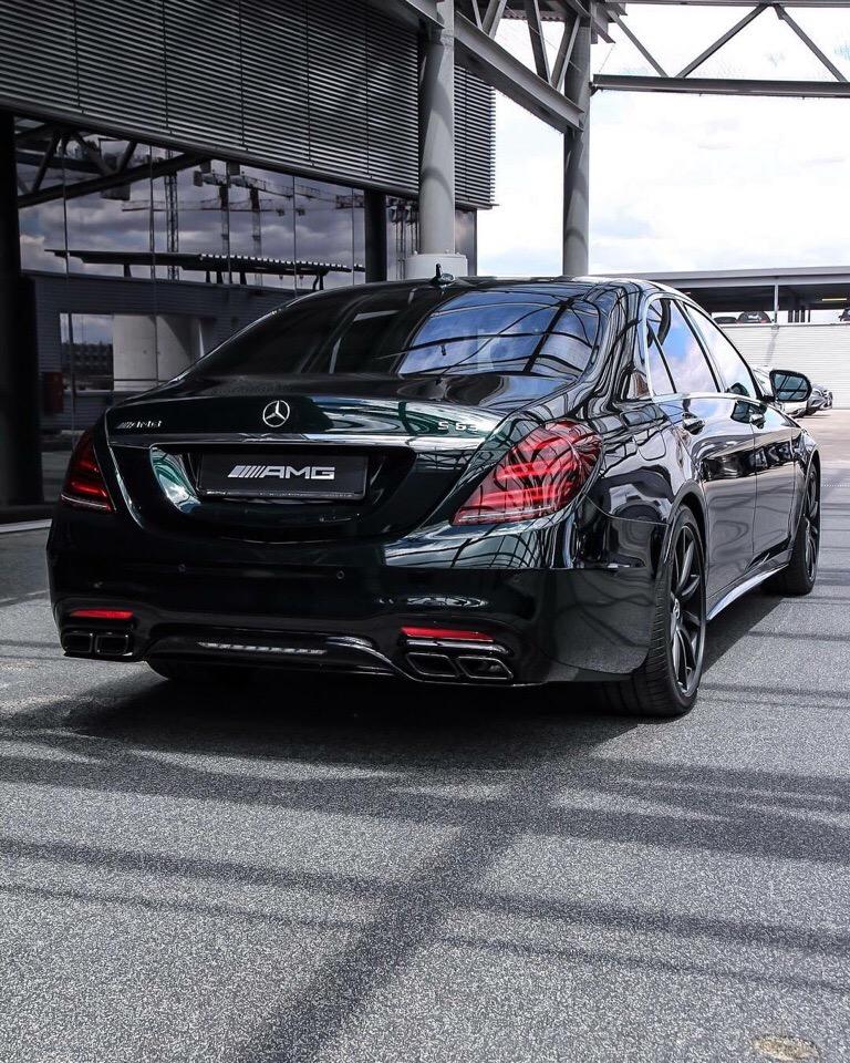 Mercedes В222 фото Promercedes