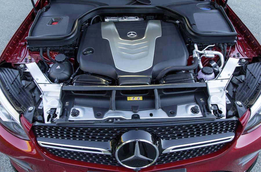 Двигатель МБ ГЛЕ-Класс 350