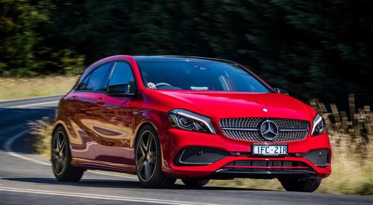 Mercedes-Benz A-Класс 180