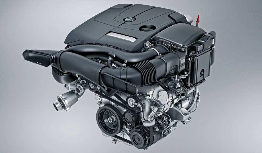 Двигатель GLC 300 фото