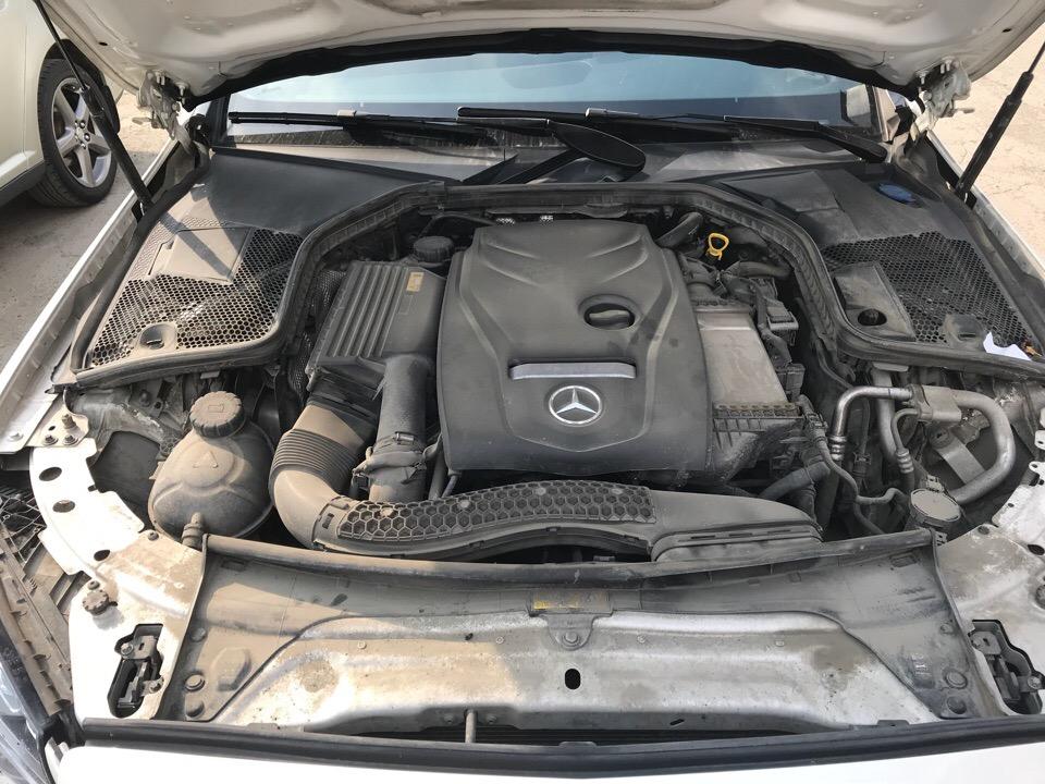 Двигатель Mercedes-С-Класс 200 фото