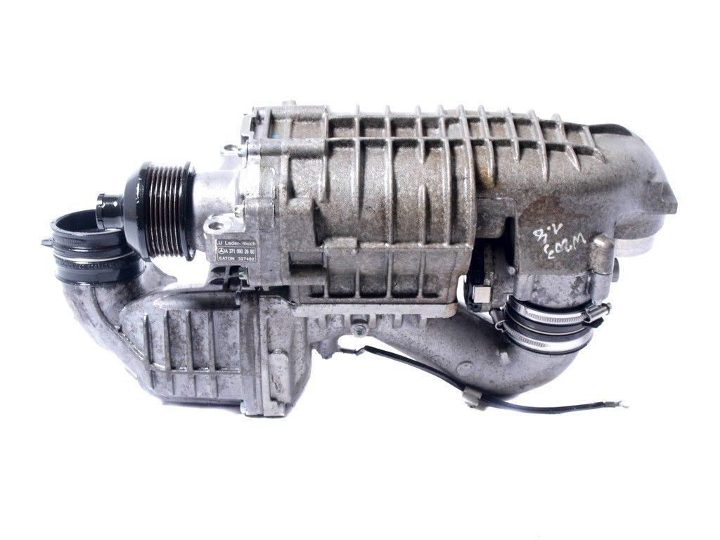 компрессор w211