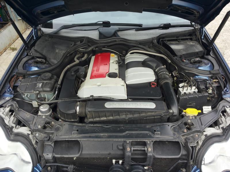 с200 compressor двигатель фото